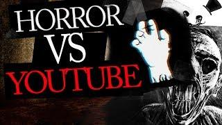 YouTube VS Horror Channels : How Bad Is It? Let's Find Out!