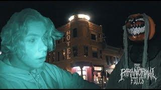 INTENSE ACTIVITY IN AN ABANDONED SUICIDE BROTHEL: DEADWOOD PT II - The Paranormal Files Ep 16