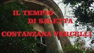 Tempio Abbandonato di Saletta Costanzana Vercelli