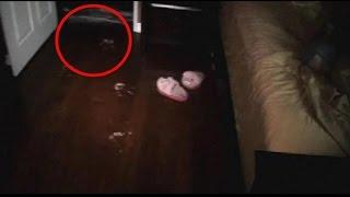 Terrifying Poltergeist Caught On Tape At Haunted Cemetery