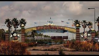 Abandoned Disney World  Resort - EMPTY POOLS !