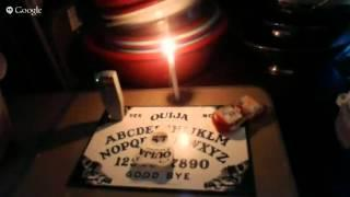 Ouija Board Session live show