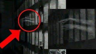 7 Espeluznantes Fantasmas de Cementerio Captado en Video (Part 2)