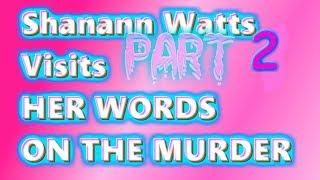 ⚠Part 2⚠ Spirit of Shanann Watts Speaks On Relationship with Chris Watts (he choked me)