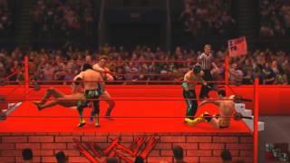 ECW Championship Match 1080p