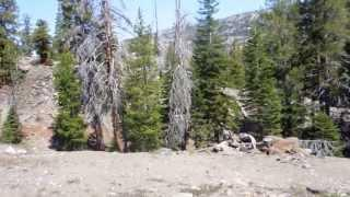 "Lake Margaret California - Part 1 ""El Dorado National Forest"""