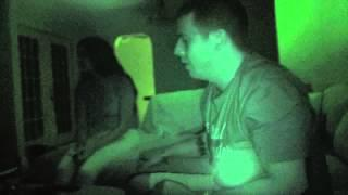 Paranormal Case in Lake Worth using the SCD-1