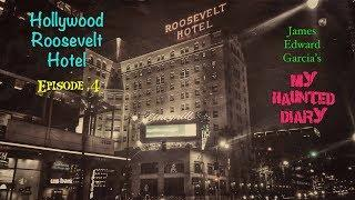 Marilyn Monroe Ghost Speaks Montgomery Clift captured Roosevelt Hotel P4 My Haunted Diary