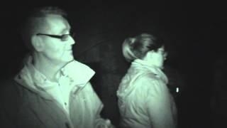 Fort Borstal ghost hunt with Roy Roberts - Group 3 Part 1
