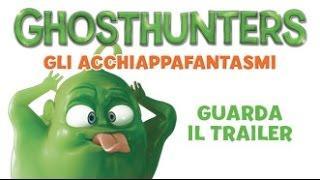 GHOSTHUNTERS - GLI ACCHIAPPAFANTASMI - Trailer ufficiale italiano (2015)