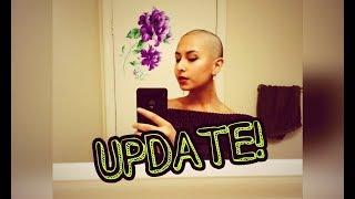 Shaving my Head UPDATE and MORE!!!