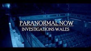 PARANORMAL NOW INVESTIGATIONS WALES.... CHANNEL TRAILER