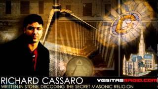 Richard Cassaro on VERITAS Radio | Written in Stone: Decoding the Secret Masonic Religion | S1