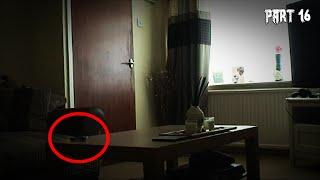 Poltergeist Caught on Tape - Real Paranormal Activity Part 16