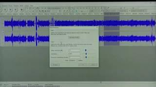 Elite Paranormal Society - Audacity Using the Features