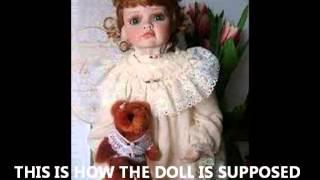Haunted Doll Footage