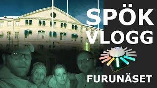 Vlogg - Spökjakt i Furunäset Hotell & Konferens - LaxTon Spökjägare