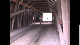 Jackson Sawmill Covered Bridge