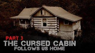 THE CURSED CABIN (Part 3) || Paranormal Quest® || New Episode