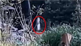 White Girl Ghost Caught On Camera!! Ghost Sighting 2018
