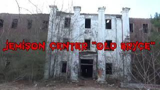 OLD BRYCE Walk through and History JEMISON CENTER Haunted Insane Asylum