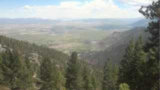 "Sierra Canyon & Genoa Peak - Part 10 ""Nevada's First Settlement At 8K"""