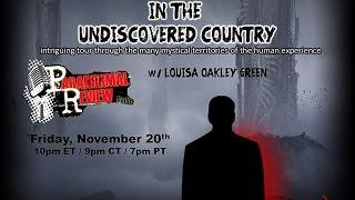 Paranormal Review Radio: Sightseeing in the Undiscovered Country