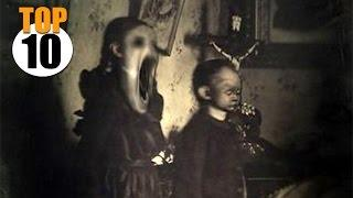 10 Scariest Paranormal Activity Caught on Video