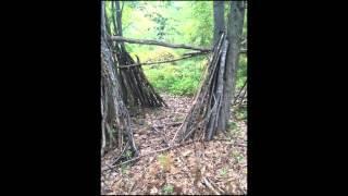 Bigfoot Shelter in Rhode Island Breakdown