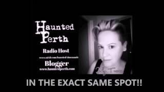 Haunted Perth Landmark - Audio Only
