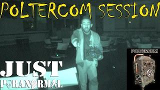 Poltercom Session at Haunted Museum | Just Paranormal|