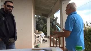 Ο μπάρμπα Μήτσος & ραβδοσκοπία -Παραφυσικές δραστηριότητες