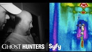 "GHOST HUNTERS (Clips) | Thermal Sighting from ""Darker Learning"" 