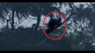 Ghost Caught on Tape REAL Footage Haunted Man House