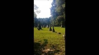 Gypsy Cemetery - Is it haunted by the ghosts of gypsies?