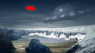 Real Huge UFO 2017!! Real Alien Evidence Strange UFO Video