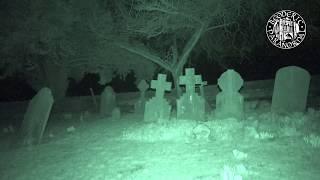 A powerful homemade IR light test - Beoderic Paranormal Short