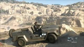 metal gear solid v side ops