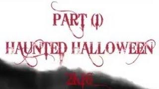 HAUNTED HALLOWEEN Live investigation pt1 (The Supernatural Files)