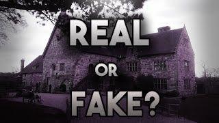 Investigating Haunted Manor House- REAL or FAKE? Joe Weller