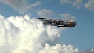 5 Fenómenos OVNIS Captado desde un Avión (TOP)