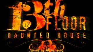 13th Floor Haunted House- COPS Crew Paranormal Investigation