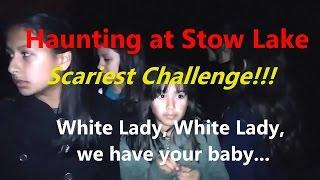 Haunted Stow Lake: White Lady Challenge