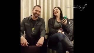 "Nick and Katrina announce ""Paranormal Lockdown"" Season 2"