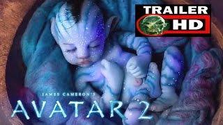 AVATAR 2 TRAILER 2018 2019- oficial trailer FULL HD 2017