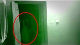 Ghost Caught on Cctv From a Haunted House !! Paranormal Activity Compilation 2018