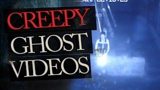 Scary YouTube Videos of Paranormal Ghost Sightings on Tape