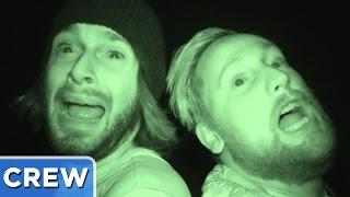 Ghost Hunting At Devil's Gate   Good Mythical Crew Ep. 35