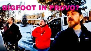 Bigfoot in Provo Breakdown