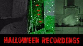Halloween Recordings 2015 Part 2 - Real Paranormal Activity